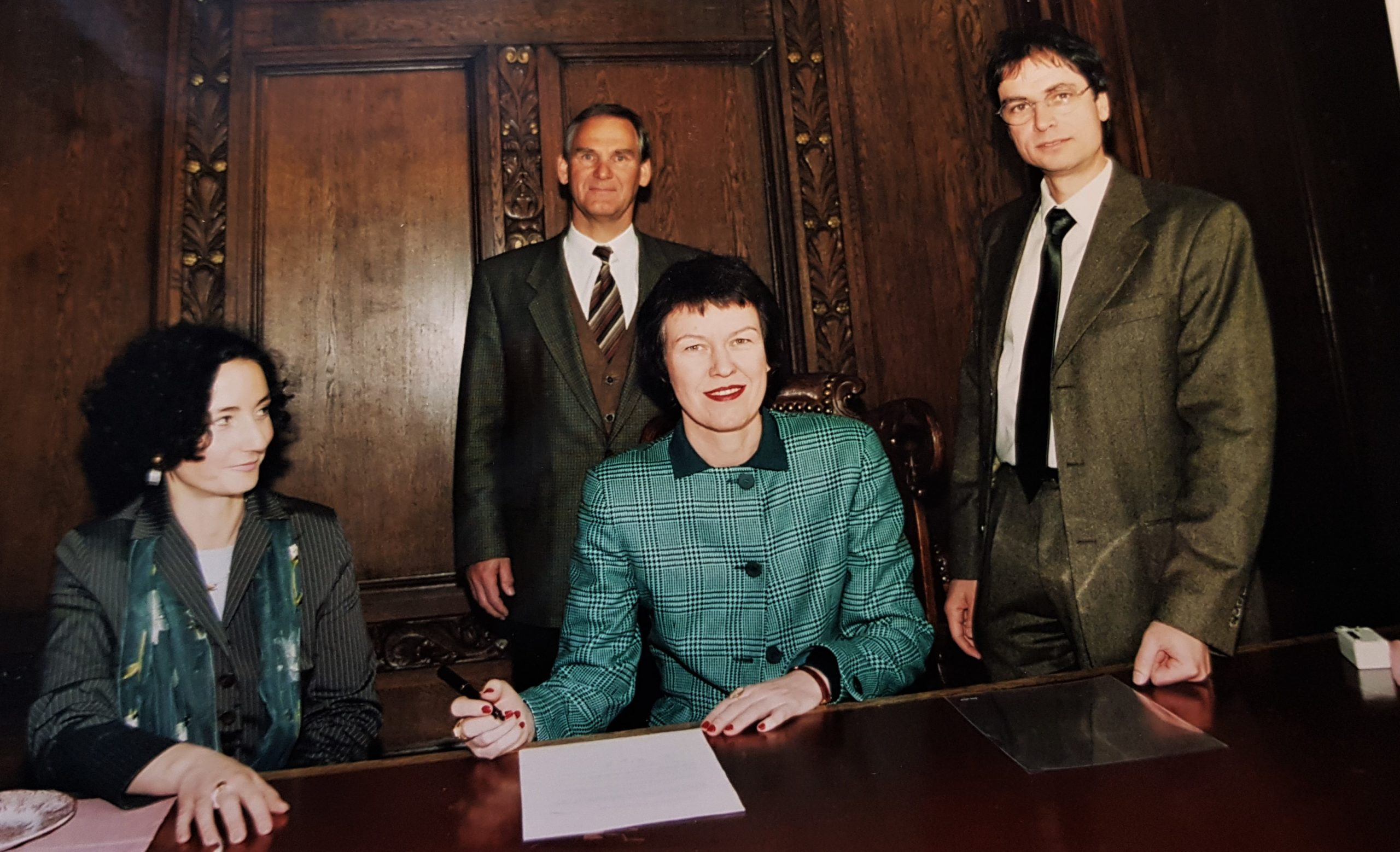 Vor 20 Jahren gegründet: Homöopathie-Stiftung und Wissenschaftsgesellschaft Homöopathie (InHom/WissHom)